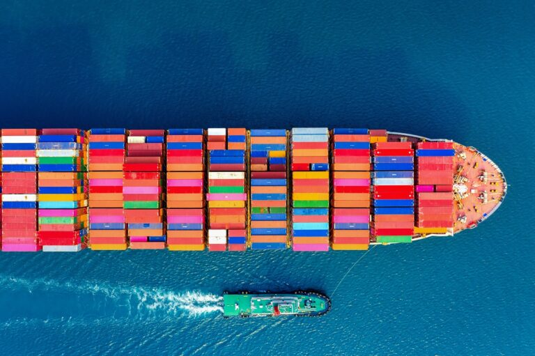 Czas dostawy w transporcie morskim